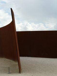 Richard Serra aux Tuileries