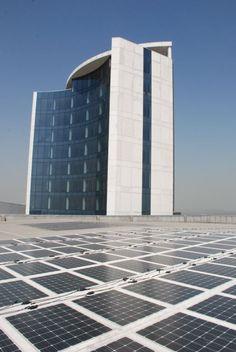 Neue Solarmodule für Flachdächer