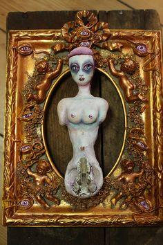 Doll by Izaskun Gonzalez