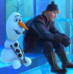 Disney's Frozen • Kristoff and Olaf