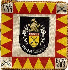 Esquadrão de Cavalaria 403 do Grupo de Cavalaria 1 Angola