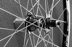 Hand built wheel set