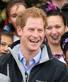Prince Harry Photos - Prince Harry Visits New Zealand - Day 6 - Zimbio