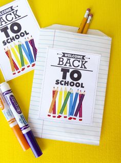 The ULTIMATE Guide to Back to School Printables | Create Craft Love