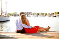 Pretty Annapolis E-Session by Dani Leigh Photography