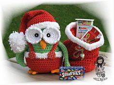 Crochet PATTERN Collectors item 04 por NellagoldsCrocheting en Etsy