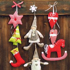 Christmas toy decorations