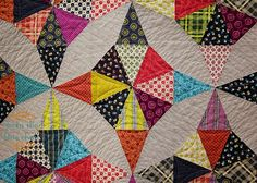 from the blue chair: Free-Motion Quilting