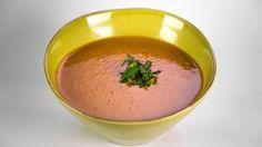Clinton Kelly's Cream of Tomato Soup Recipe   The Chew - ABC.com