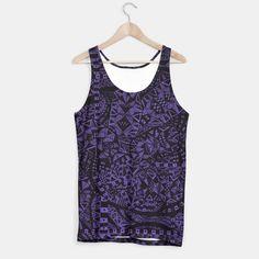 "Toni F.H Brand ""Purple_Naranath Bhranthan2"" #tank #top #tanktop #fashionforwomen #shoppingonline #shopping #fashion #clothes #tiendaonline #tienda #vestidos #compras #moda #comprar #modamujer #ropa"