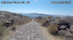 Santorini 2014 - walk from Fira to Oia part 4