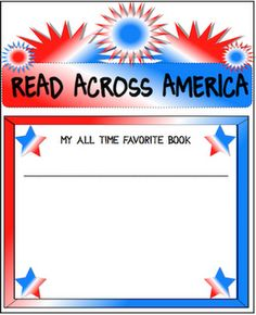 Read Across America All Time Favorite Book