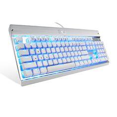 71352243196 EagleTec KG011 Office / Industrial LED Backlit Mechanical... https://www