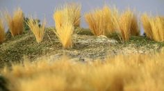 Model Realistic Field Grass - Model Scenery | Woodland Scenics