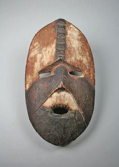 Mask Date: 19th–20th century Geography: Democratic Republic of the Congo
