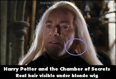 Noticeable Mistakes In The Harry Potter Movies