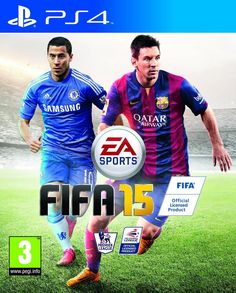 Last chance to pre-order FIFA 15 PS4 & Xbox One now ⬇ PRICE DROPPED to £40