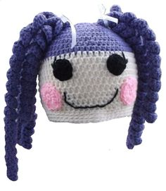Lala Loopsy $25  owner - hatscrochet@yahoo.ca