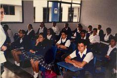 Colegio Inglés Hidalgo, 1995.