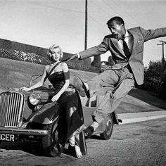Sammy and Marilyn