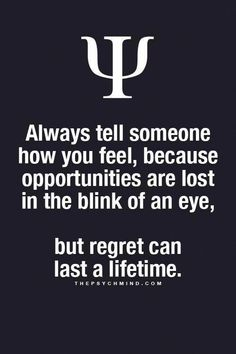 Once I lost that opportunity but then after learning the hard way and regretting a lot, I didn't ever do that mistake again even unintentionally. Psychology Says, Psychology Fun Facts, Psychology Quotes, Psychology Experiments, Psychology Careers, Behavioral Psychology, Color Psychology, Fact Quotes, Me Quotes