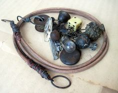Cancatervate Rustic Gypsy Found Object by fancifuldevices on Etsy, $87.00