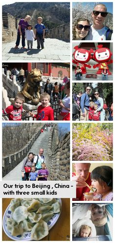 Beijing with kids, our experience... photos, tips and links to all the great sites. You CAN travel with kids!!