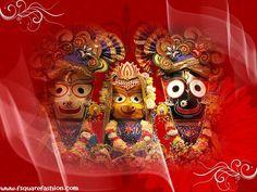 History of Jagannath Puri Rath Yatra Shree Krishna, Lord Krishna, Lord Shiva, Jagannath Temple Puri, Lord Jagannath, Jay Shree Ram, Little Krishna, Rath Yatra, Sri Rama