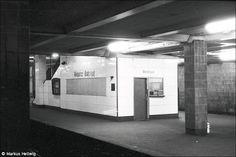 Geisterbahnhof Anhalter Bahnhof(S-Bahn)