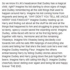 I really like this headcanon. Harry Potter Part 2, Harry Potter Tumblr, Harry Potter Universal, Harry Potter Fandom, Harry Potter Memes, Yer A Wizard Harry, Cool Writing, Mischief Managed, Book Fandoms