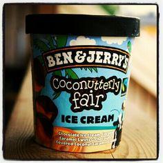 VET kokosbuzz waardig! >> 'Coconutterly Fair' van @benandjerrys