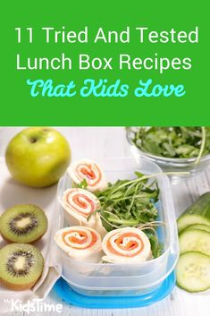 11 Tried And Tested Lunch Box Recipes That Kids Love - Page 11 Lunch Box Recipes, Lunchbox Ideas, Parents, Challenge, Child, Make It Yourself, Times, Fruit, Eat