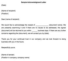 Essential Business Letter Format Samples You Need  Business