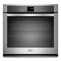 Product Image 1 Single Wall Oven, Electric Wall Oven, Stainless Steel Oven, Kitchen Redo, Kitchen Remodel, Kitchen Ideas, Kitchen Inspiration, Large Oven, Heating Element