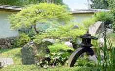 Japanese Garden | Atlanta Botanical Garden. Visit http://najga.org/gardens for map location.