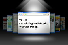 Reach targeted customers easily and more effectively with your website. Here are simple things to do to make your website design search engine friendly. Web Design, Logo Design, Design Development, Search Engine, Marketing And Advertising, Budgeting, Typography, Coding, Make It Yourself
