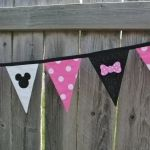 Minnie Mouse Flag Banner/Penant/Garland by musicalmandie on Etsy 2nd Birthday Parties, Birthday Fun, Australia Shopping, Manly Beach, Flag Banners, First Birthdays, Garland, Minnie Mouse, Diy Projects