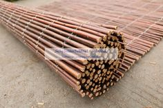 Hope you are doing great! I would like to introduce our ECO-FRIENDLY privacy screen made of natural osier to you, with good quality and pretty competitive price.  Please do not hesitate to contact me if you have queries. Jining Golden Building Trade Co., Ltd. Farm of PLA, Jinqing Line, Qinghe Town, Yutai County, Jining City, Shandong Province 272348, China. Tel: 86 537 6019199/6017111 Fax:86 537 6019299/6017222 Website: www.jnjzgm.com Leslie Wong Managing Director Mobile phone:  86…