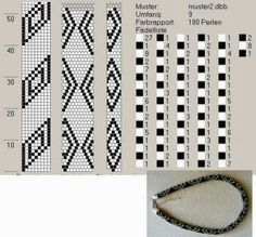Prison Work Bead Layout-Diagramme – Willkommen bei Pin World Peyote Stitch Patterns, Bead Crochet Patterns, Beading Patterns, Crochet Beaded Bracelets, Bead Loom Bracelets, Crochet Rope, Brick Stitch, Small Flowers, Loom Beading