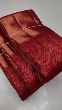 Indian Bridal Sarees, Bridal Silk Saree, Indian Silk Sarees, Indian Bridal Fashion, Saree Wedding, Nalli Silk Sarees, Kanchipuram Saree, Georgette Sarees, Saree Design Patterns