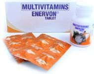Taking Enervon C Multivitamins