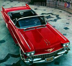 "crazyforcars: ""1958 Cadillac "" HRP"