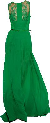 sexy emerald dress. Would love this dress.