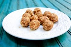 peanut butter cookie date bites « Food « back to her roots