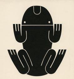 Antonio Grass Batracio muisca No. Native Symbols, Arte Tribal, Aztec Designs, Frog And Toad, Pyrography, Animal Design, String Art, Sacred Geometry, Art History