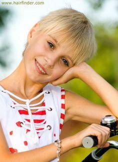 little girls short haircuts 16 15jpg 460 - Little Kid Pictures