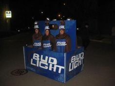 I need 5 friends so this can be my costume!