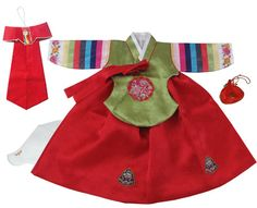 On the hunt for a hanbok for Soybean's 1st birthday