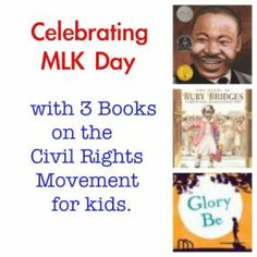 Books for Kids To Celebrate MLK Day from Pragmatic Mom