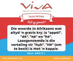 Afrikaanse Quotes, Teaching Resources, Spelling, Education, Words, Compliments, Onderwijs, Learning, Horse